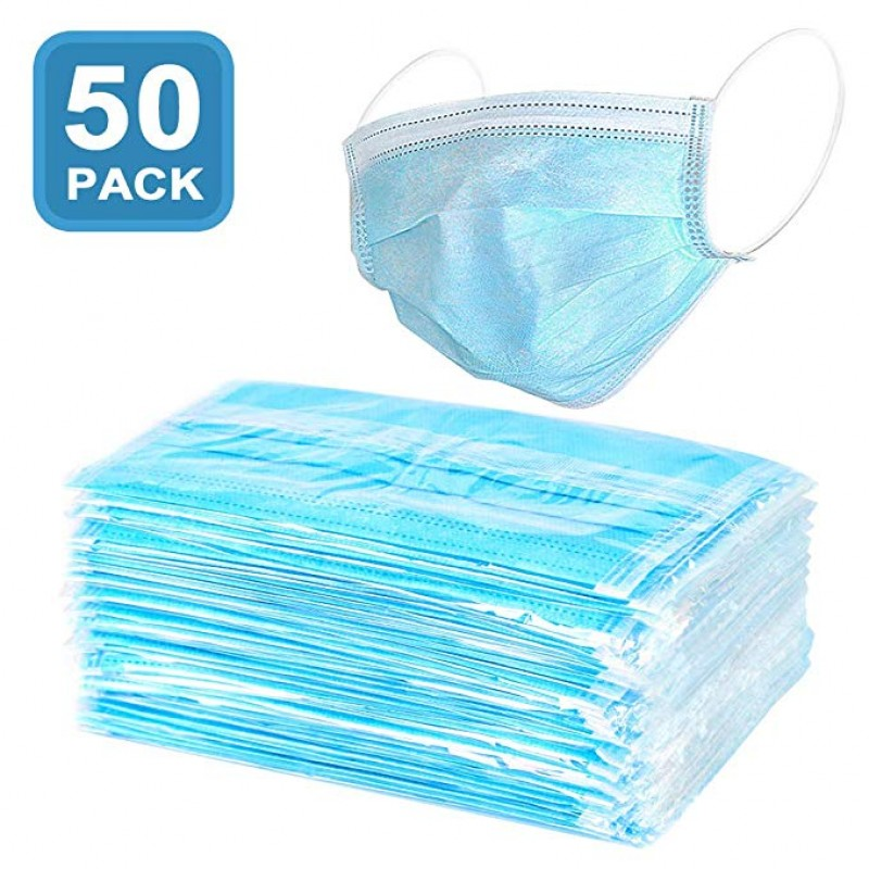 CE Certified Disposable Surgical 3 Ply Face Mask