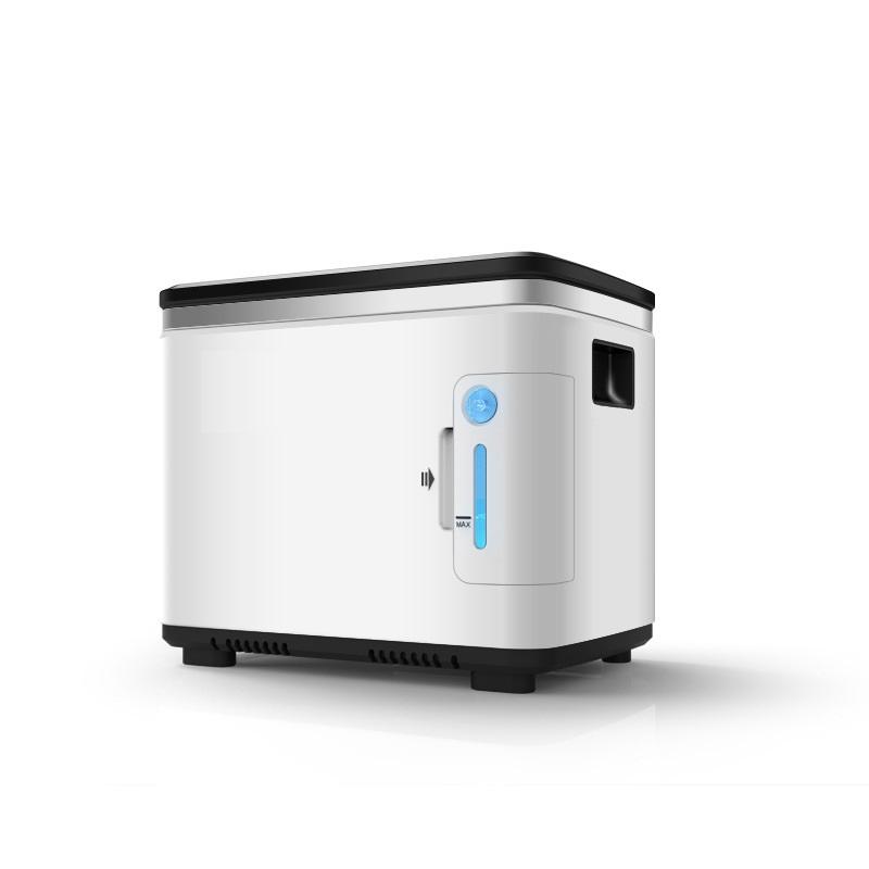 2021 New Design Hot Sale Mini Portable Oxygen Concentrator 7l for 2 Persons Oxygeno Generator Price Unsvorns