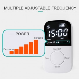 New Inventions 2021 Insomnia Sleep Aid Device for Anti Depression Anxiety Relief Treatment CES Brainwave Stimulator