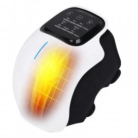 2021 Latest invention hot model red light therapy equipment knee compression massage