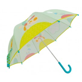 New Invention 2021 Painted Cheap Umbrella Customized Straight Kids Umbrella