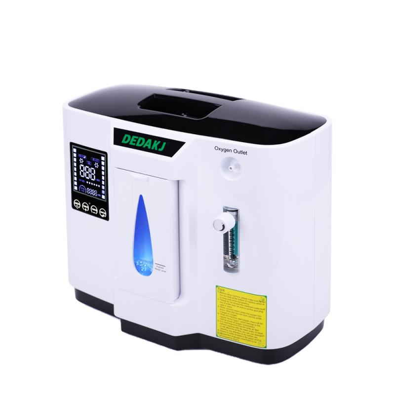 2021 New design Portable 5L 7l high purity oxygen concentrator oxgen concentrator machine oxigen generator