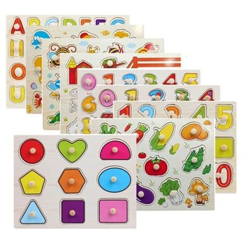 Wholesale Alphabet and Numbers Educational Toys
