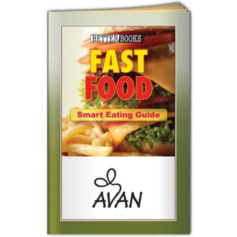 Wholesale Better Book: Fast Food-[NW-91532]