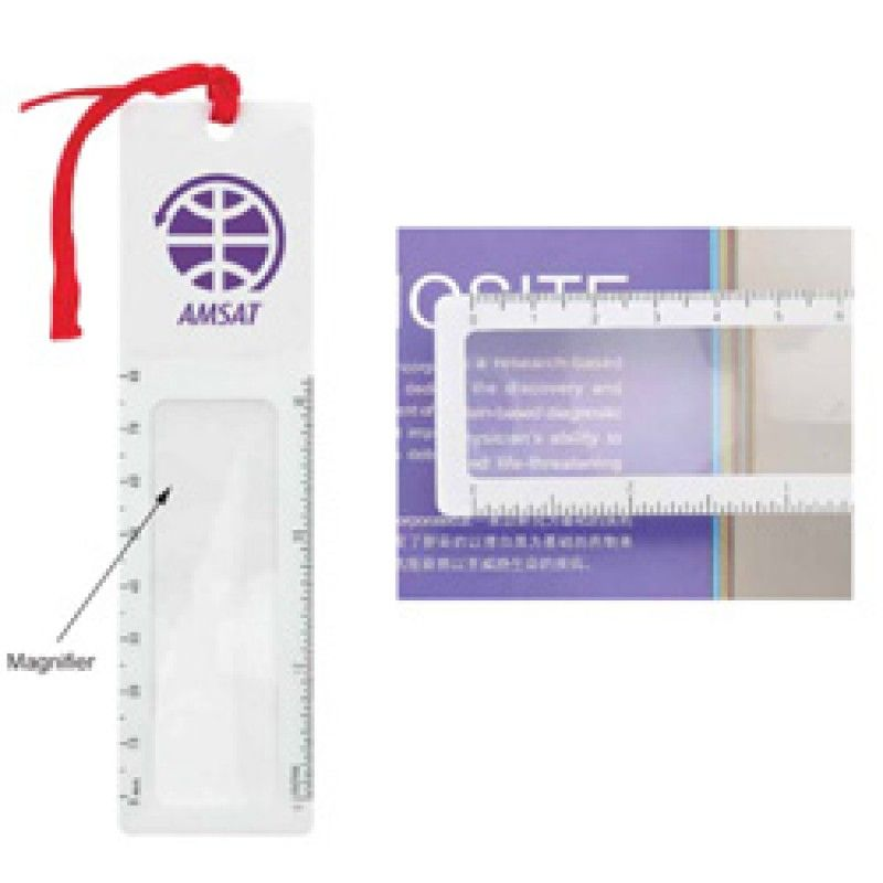 Wholesale Magnifying Bookmark