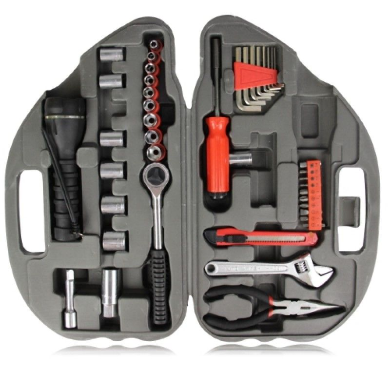 Wholesale 36-Piece Car Shaped Tool Kit