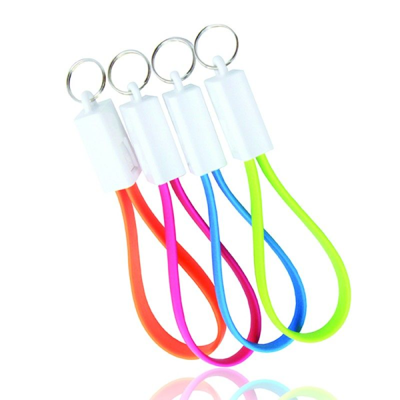 Wholesale Keychain Charging Cable