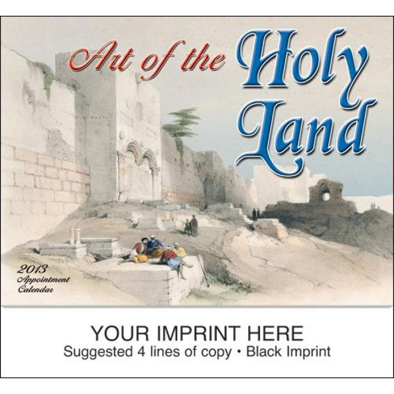 Wholesale Art of the Holy Land - Universal Calendar-[HL-27016]