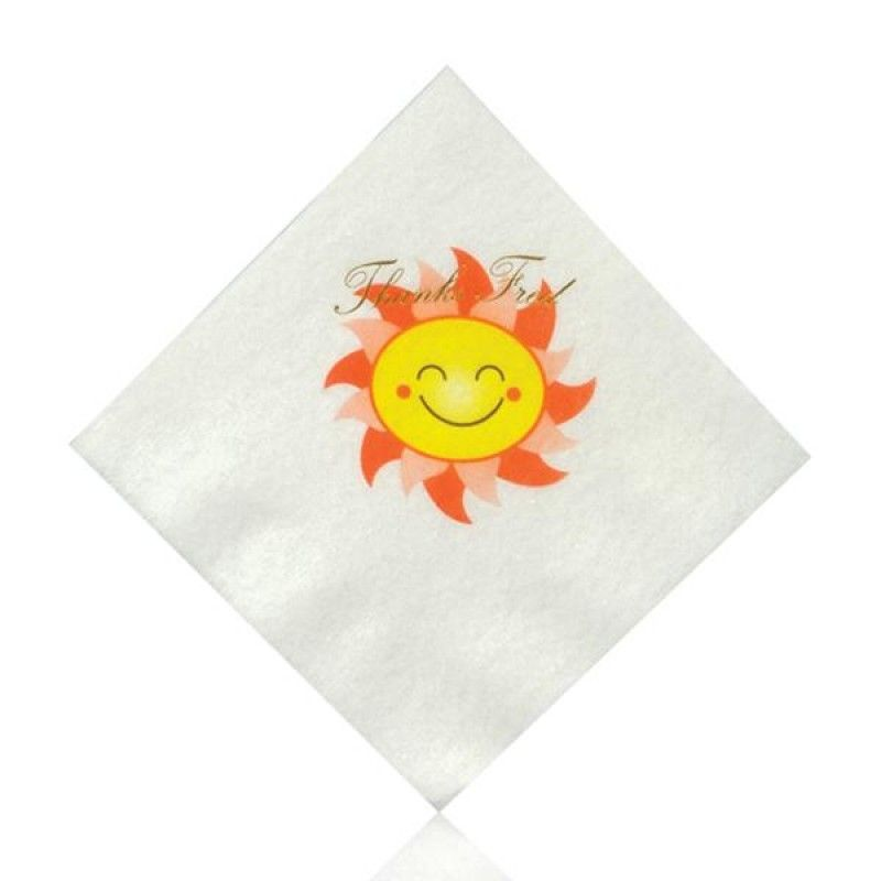 Wholesale Almost Linen Beverage Napkin-[AA-27001]