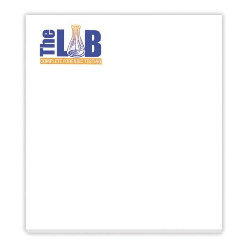 "Wholesale 2 3/4"" x 3"" Ecolutions Sticky Pad, 100 Sheets-[BG-29006]"