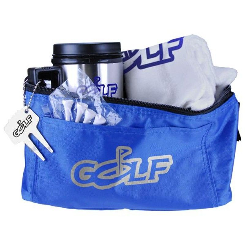 Wholesale Cooler Bag & Mug Golf Gift Set-[CP-27130]