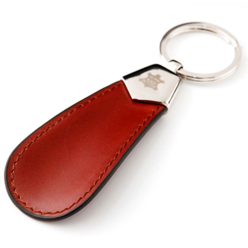 Wholesale Leather Shoe Horn Key Holder