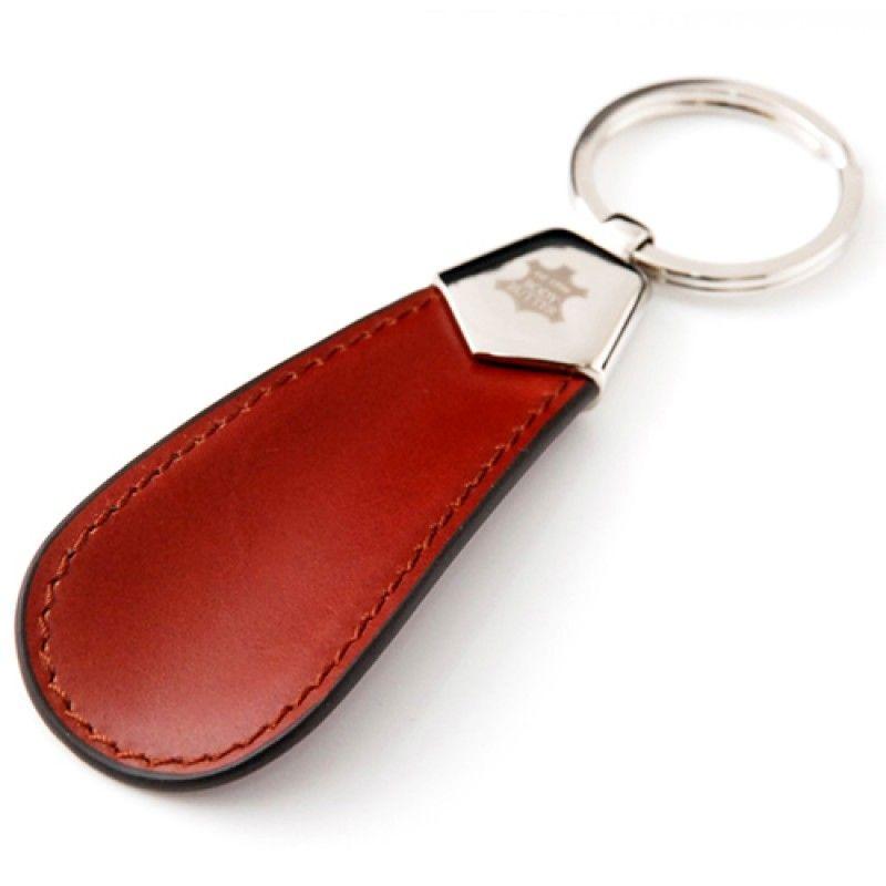 Wholesale Leather Shoe Horn Key Holder