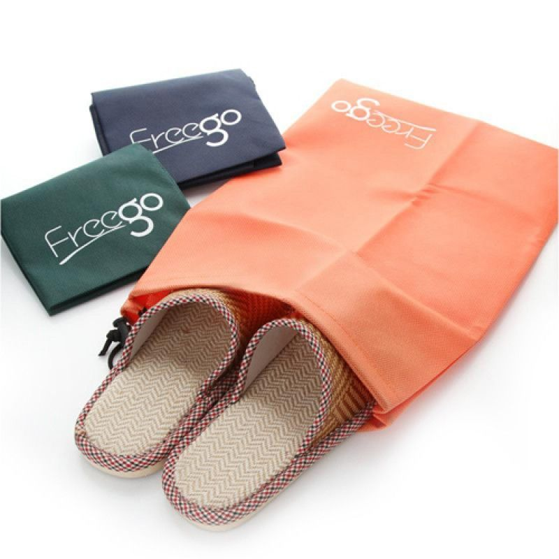 Wholesale Big Drawstring Shoe Pouch