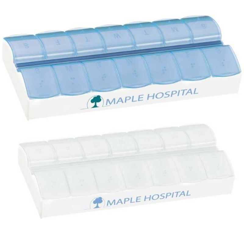Wholesale AM/PM Jumbo Easy Scoop Pill Box-[NW-91714]