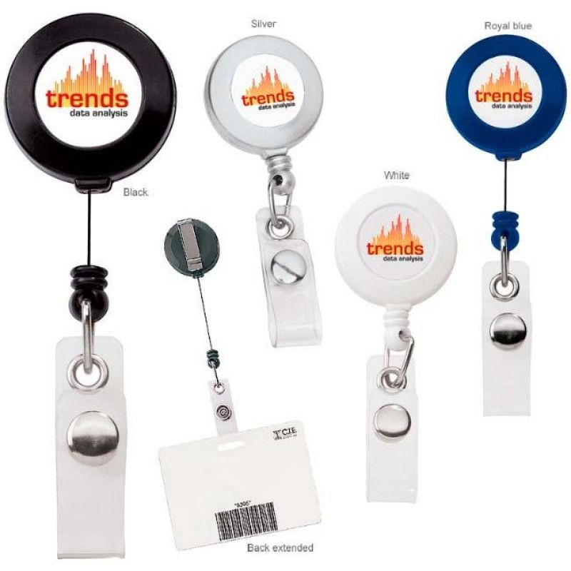 Wholesale Retractable Badge Holder-[NW-91922]