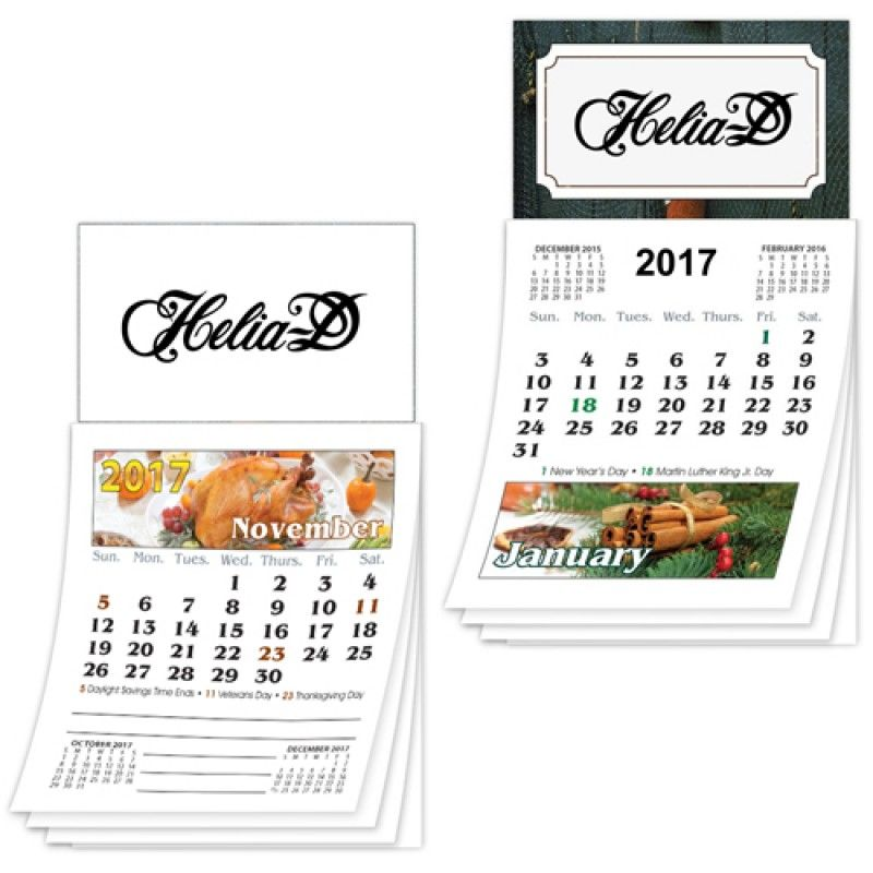 Wholesale Business Card Magnet Calendar