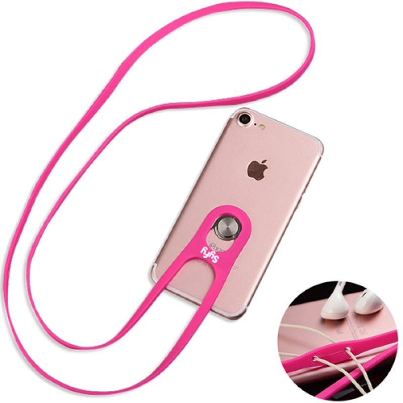 Wholesale Flexible Mobile Phone Neck Strap