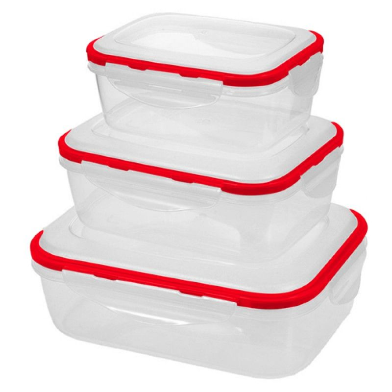 Wholesale Bento Transparent Food Container