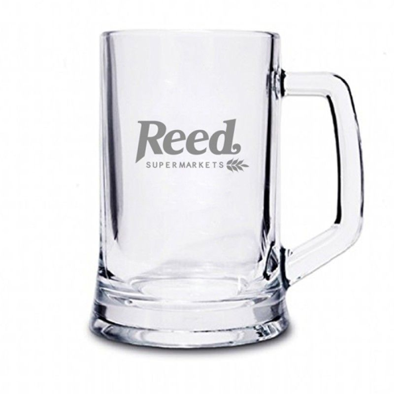Wholesale Crystal Pint Tankard With Handle