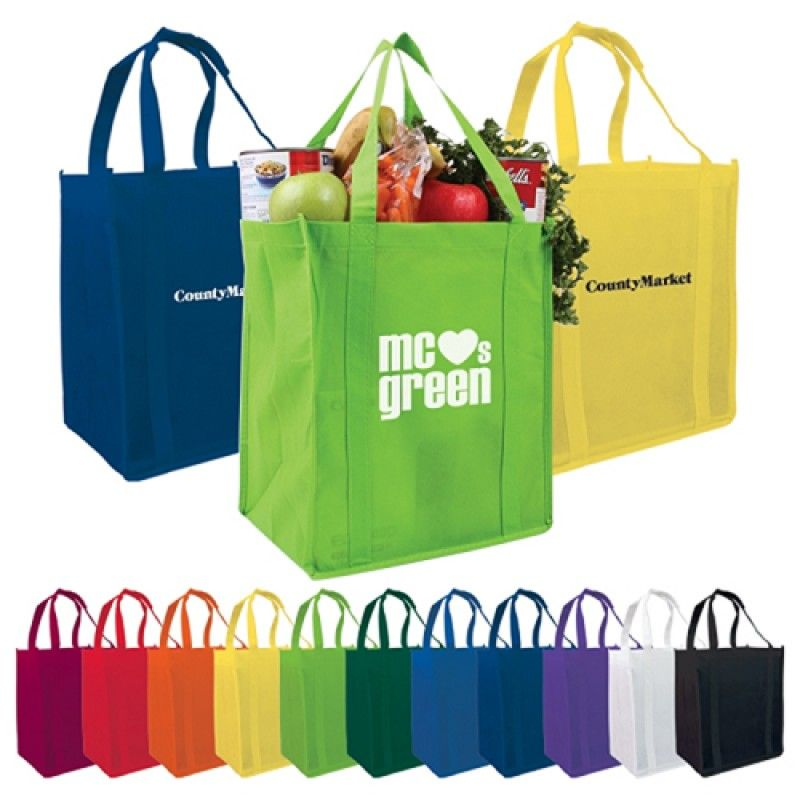 Wholesale Non Woven Shopper Tote Bag