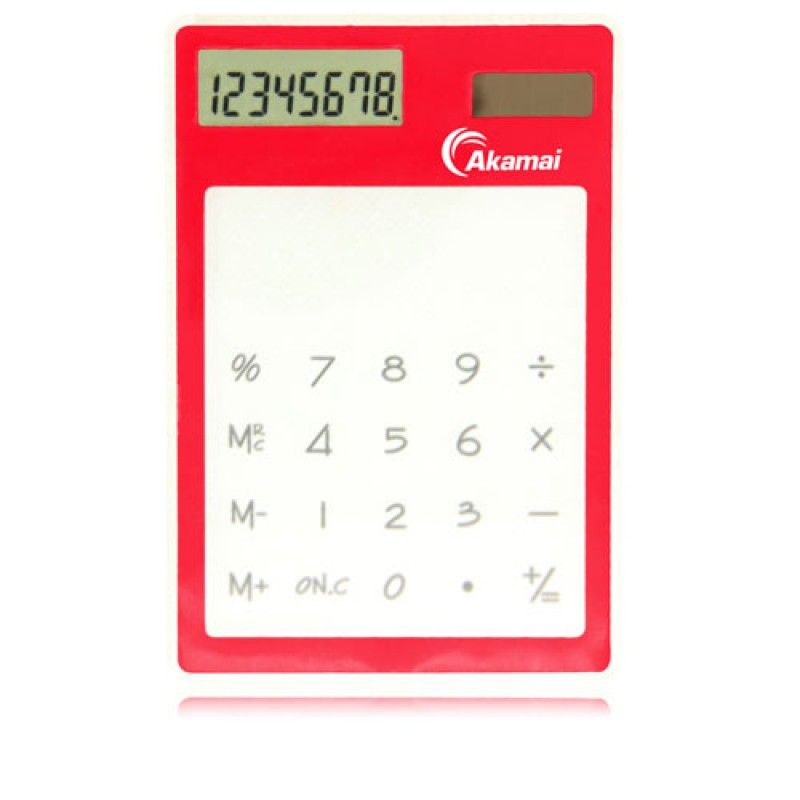 Wholesale Translucent Solar Calculator