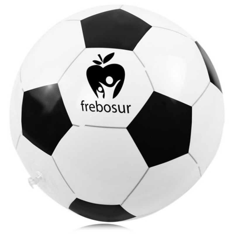 Wholesale Football Shaped Inflatable Beach Ball