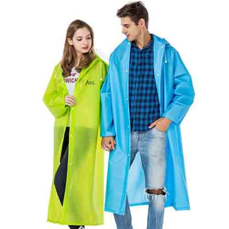 Wholesale Long Raincoat Knee Length