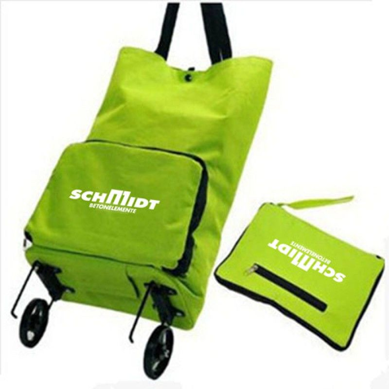 Wholesale Portable Folding Wheel Trolley Bag