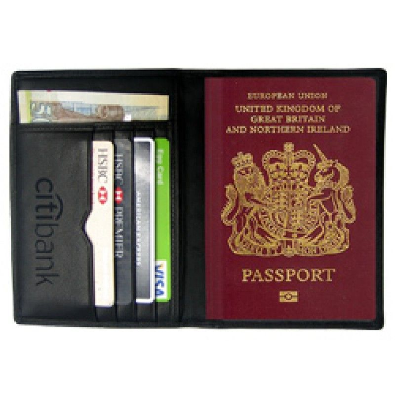 Wholesale Passport Holder