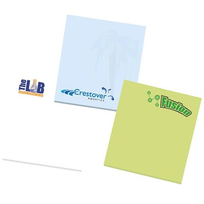 "Wholesale 2 3/4"" x 3"" Sticky Pad, 100 Sheets-[BG-27173]"