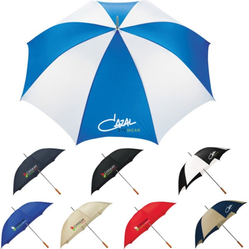 Wholesale 60 Inch Fiberglass Ribs Golf Umbrella