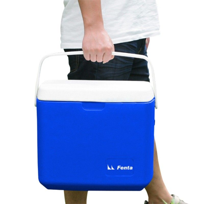 Wholesale Carrying Handle Portable Cooler