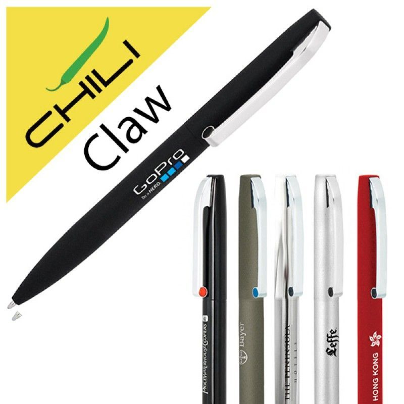 Wholesale Claw Twist Metal Ballpen