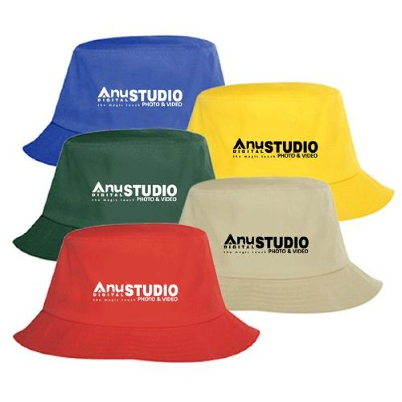 Wholesale Twill Bucket Hat