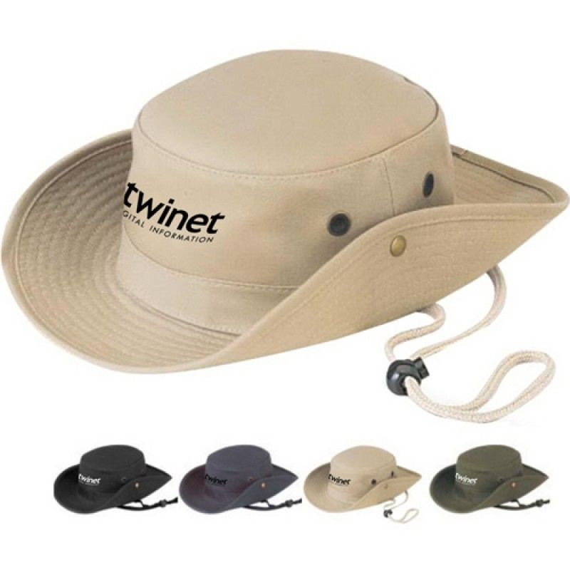 Wholesale Cotton Twill Hunting Bucket Hat