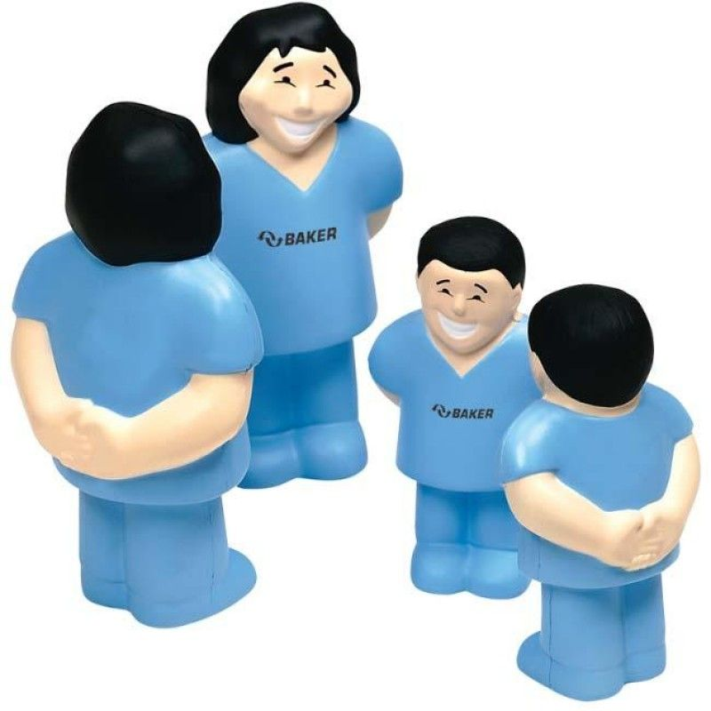 Wholesale Healthcare Worker Stress Ball-[NW-91725]
