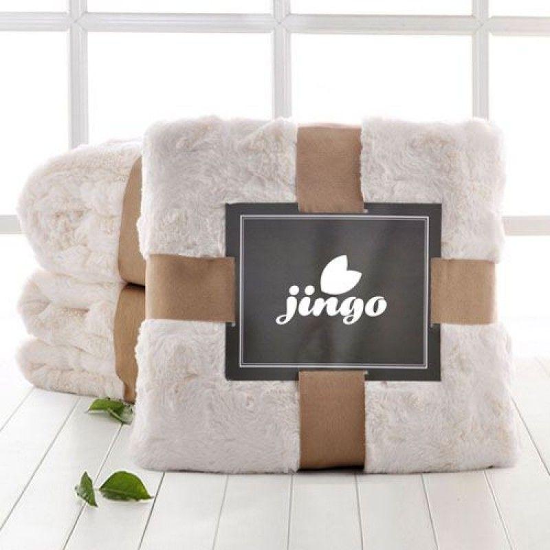 Wholesale Baby Plush Faux Fur Throw Blanket