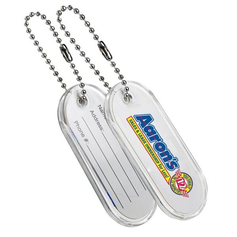 Wholesale ID Crystal Key Tag-[CP-29500]