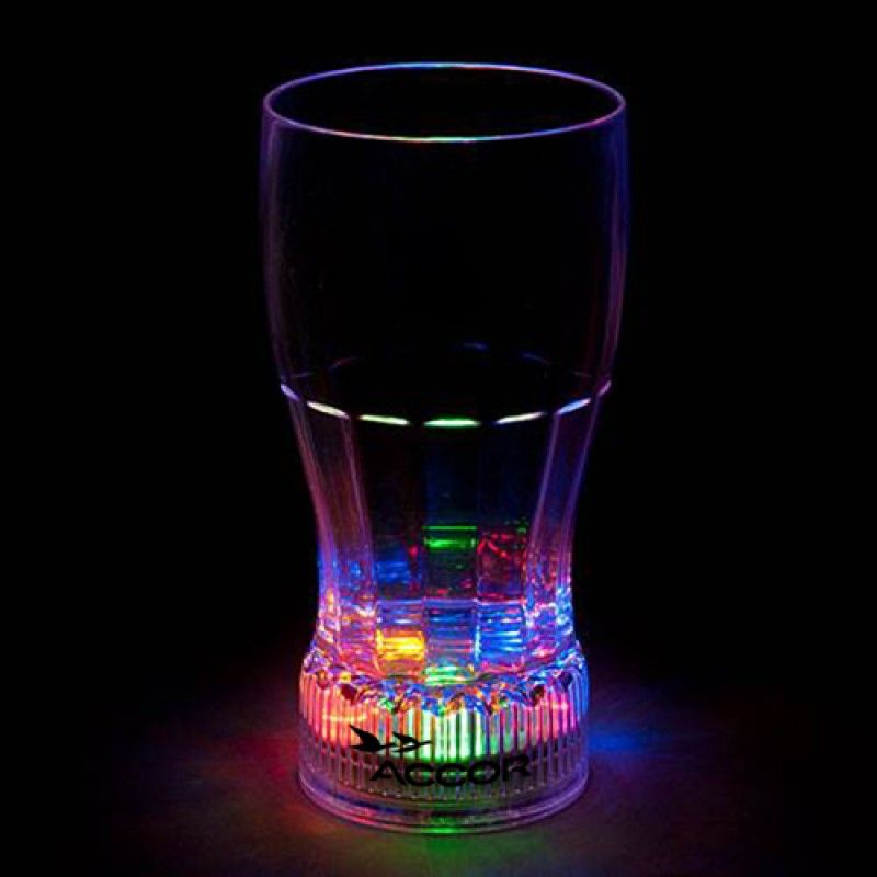 Wholesale 350ML LED Flashing Cup