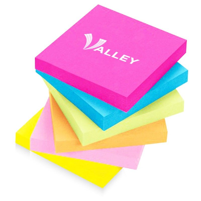 Wholesale 100 Sheets Super Sticky Notepad