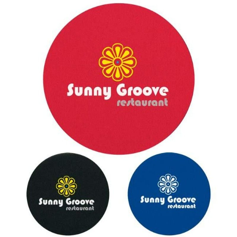 Wholesale Koozie(R) Coaster - Round-[NW-91772]