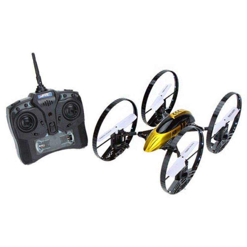 Wholesale 2.4G Gyro Air-ground Amphibious RC Quadcopter