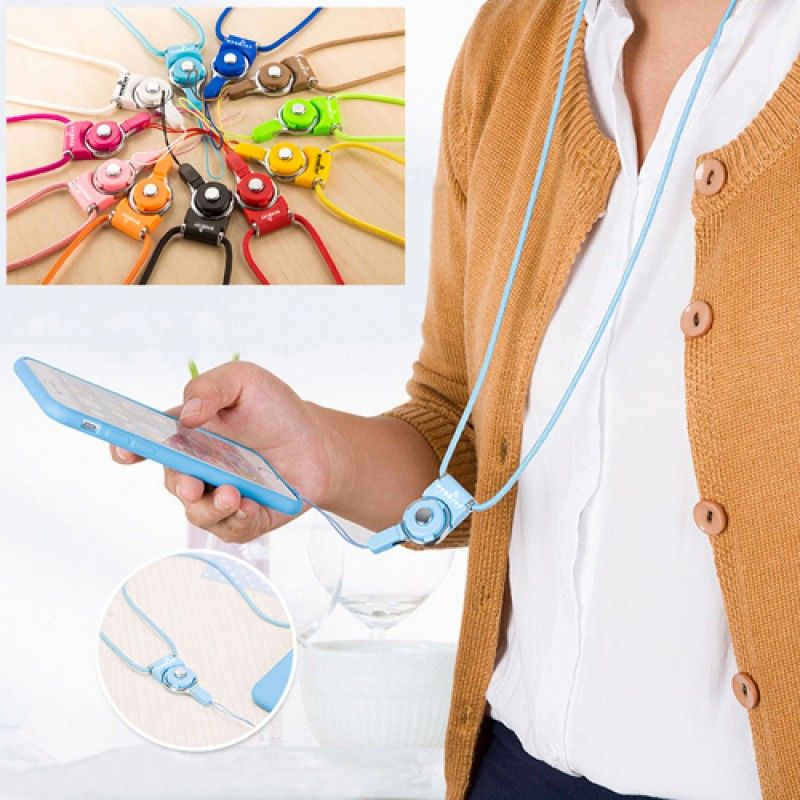 Wholesale Multifunctional Mobile Phone Cord Neck Strap