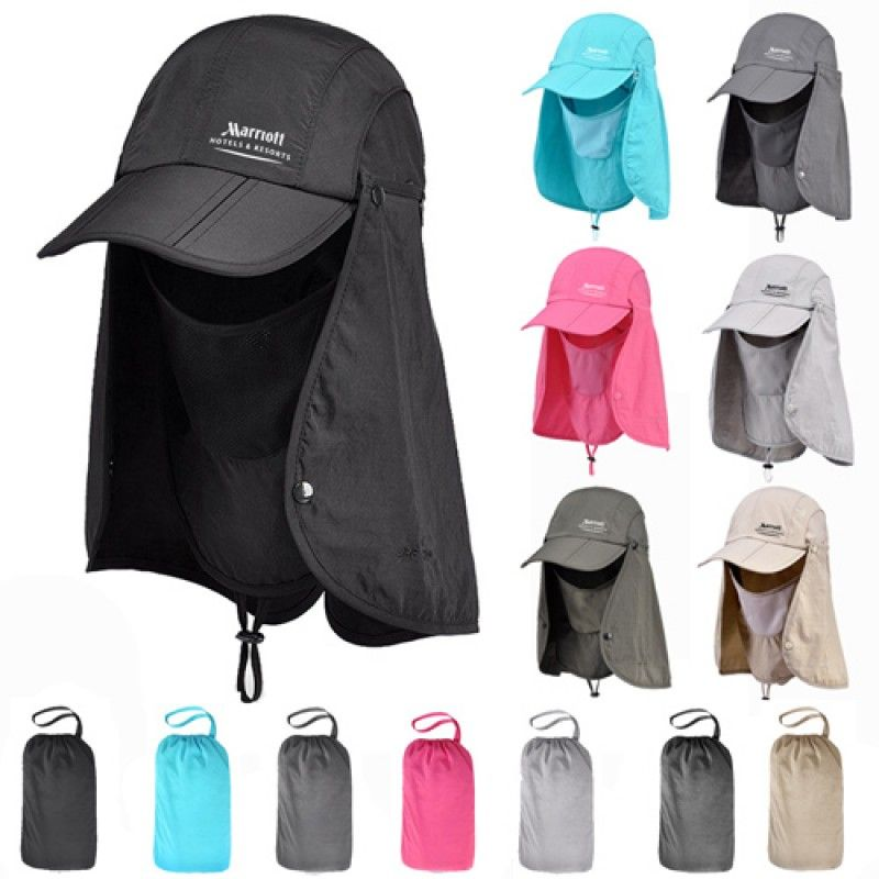 Wholesale Removable Foldable Bucket Hats