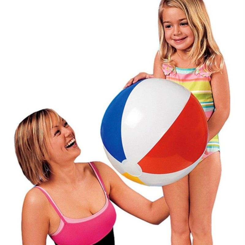 Wholesale Inflatable 4 Colors Beach Ball