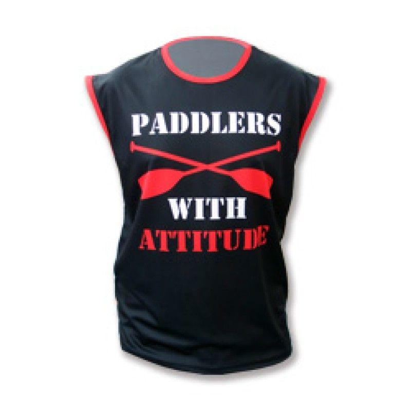 Wholesale Sleeveless Polyester T-shirt