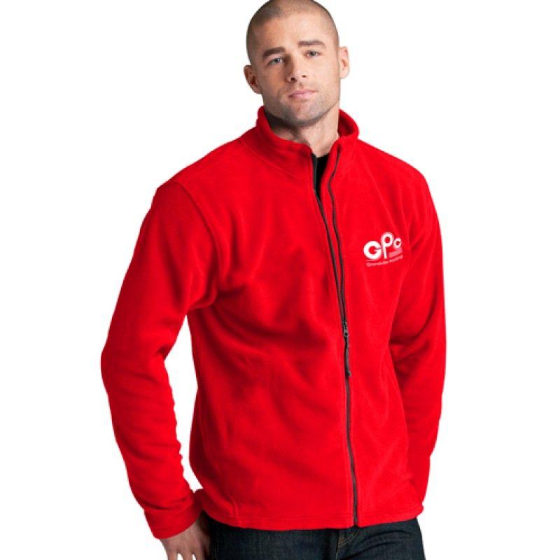 Wholesale Full Zip Fleece Jacket