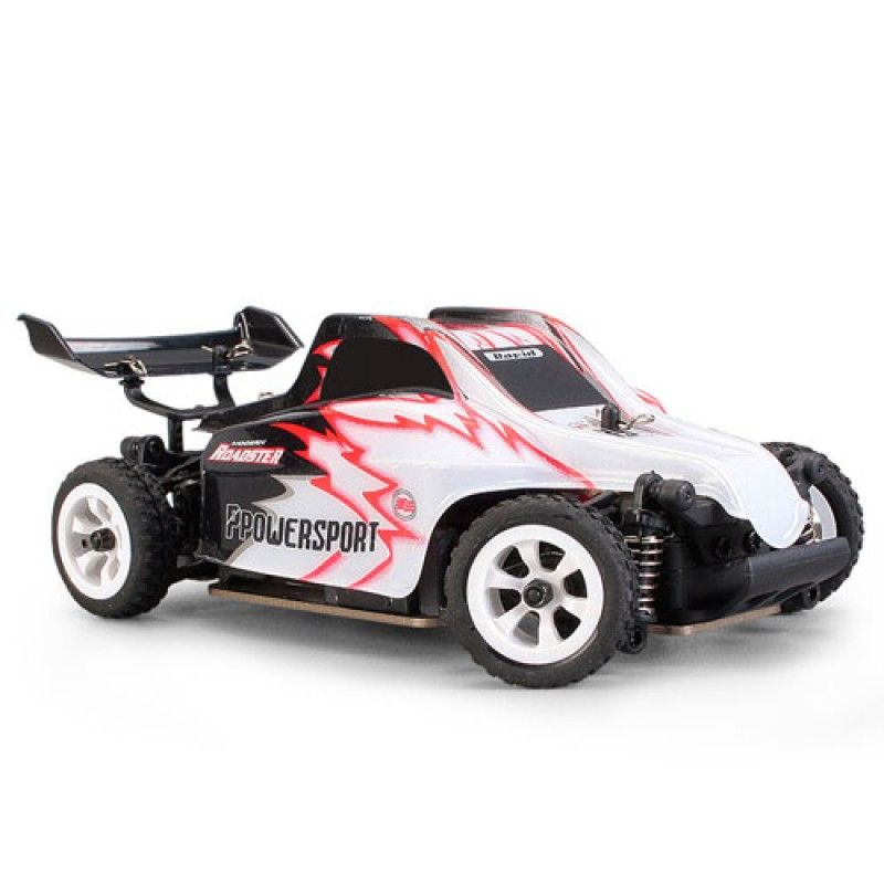 Wholesale 2.4G 4CH RTR Off-Road Alloy Chassis RC Car