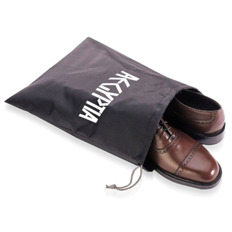 Wholesale 210D Polyester Drawstring Shoe Bag